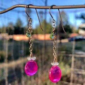Handmade Earrings Made By Rustic Violet